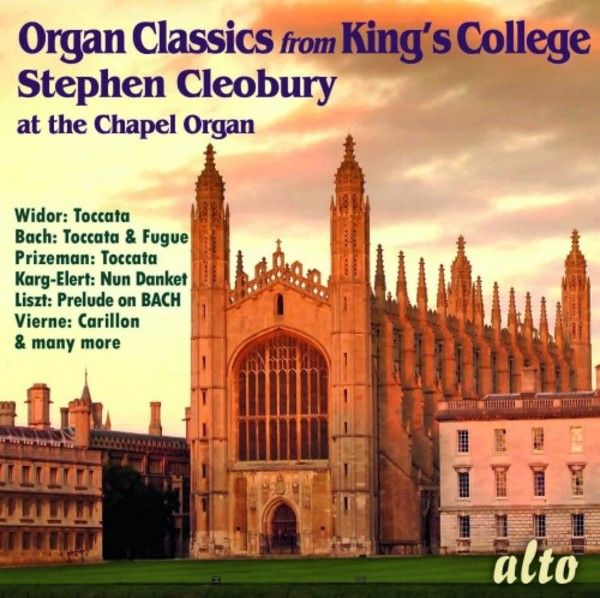 Organ Classics from King�s College
