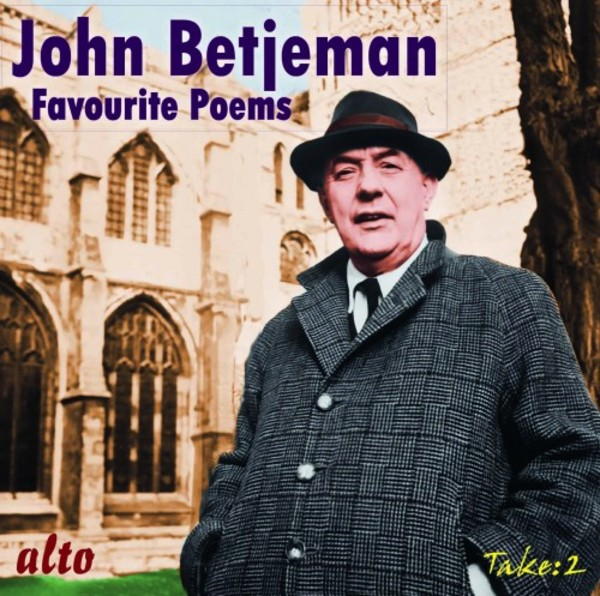 John Betjeman reads Favourite Poems