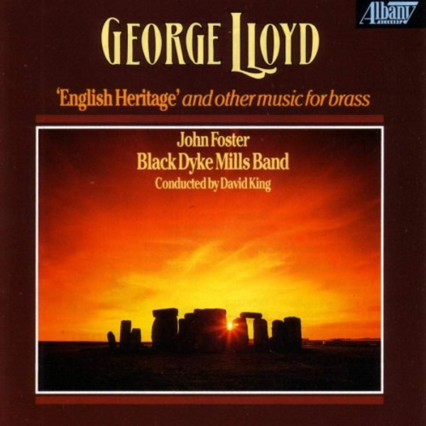 George Lloyd - English Heritage & other Music for Brass