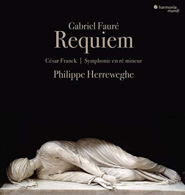 Faure - Requiem; Franck - Symphony in D minor (Vinyl LP)