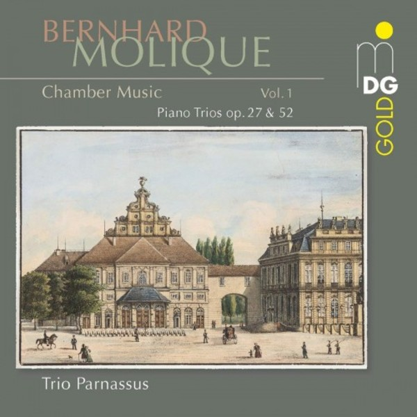 Molique - Chamber Music Vol.1: Piano Trios op.27 & op.52