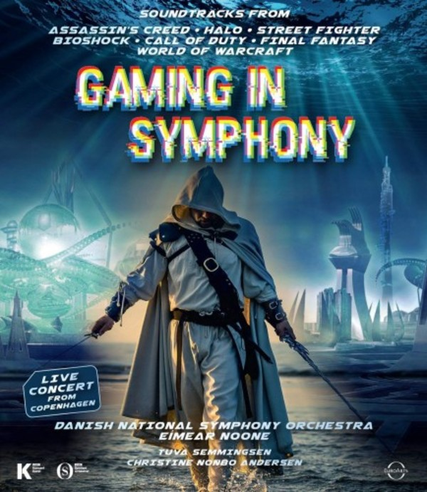 Gaming in Symphony (Blu-ray)