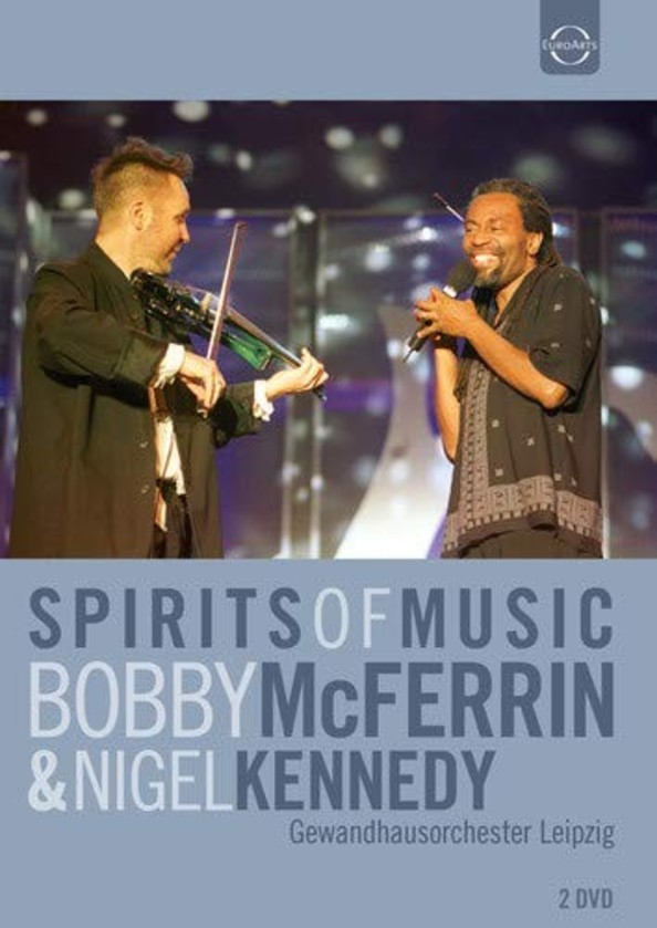 Spirits of Music: Bobby McFerrin & Nigel Kennedy (DVD)