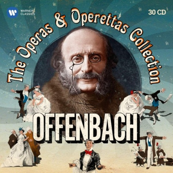 Offenbach - The Operas & Operettas Collection