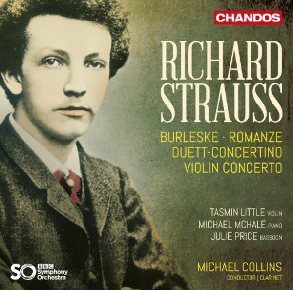 R Strauss - Concertante Works