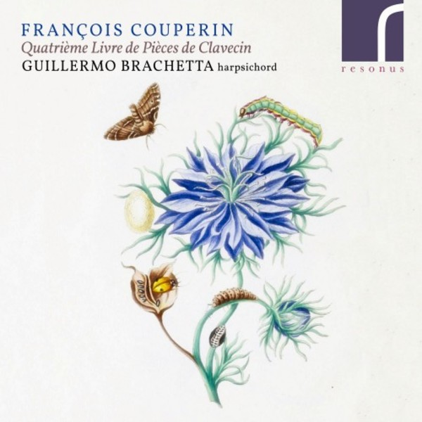 F Couperin - Pieces de Clavecin Book 4
