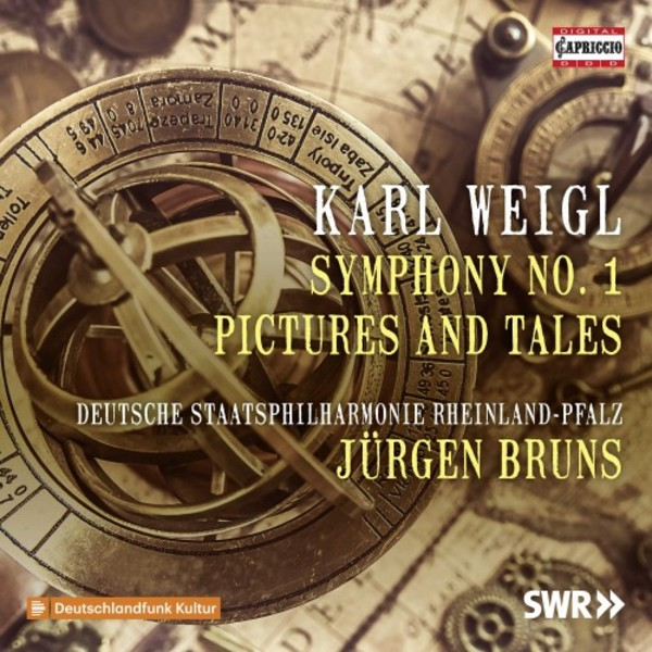 Weigl - Symphony no.1, Pictures and Tales