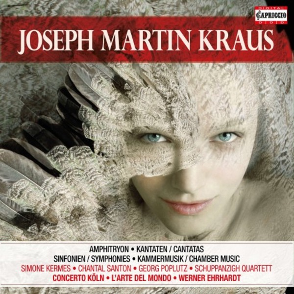 JM Kraus - Vocal, Orchestral & Chamber Works