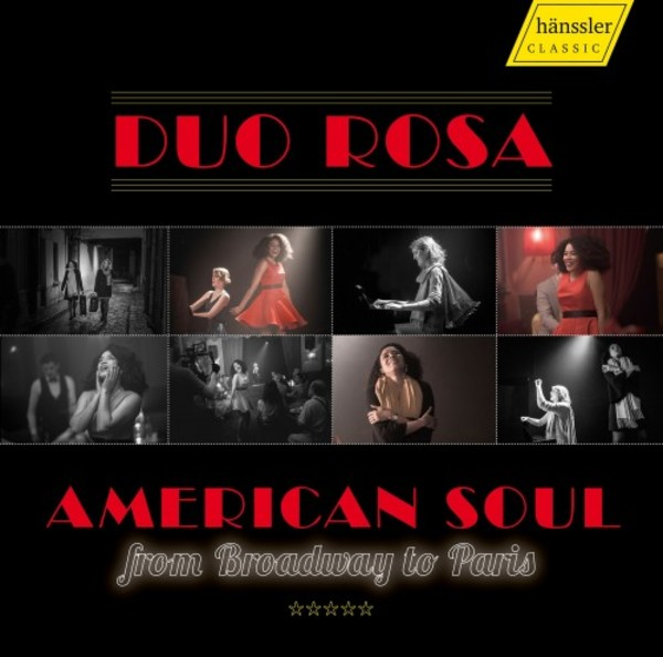 American Soul... from Broadway to Paris | Haenssler HC19026