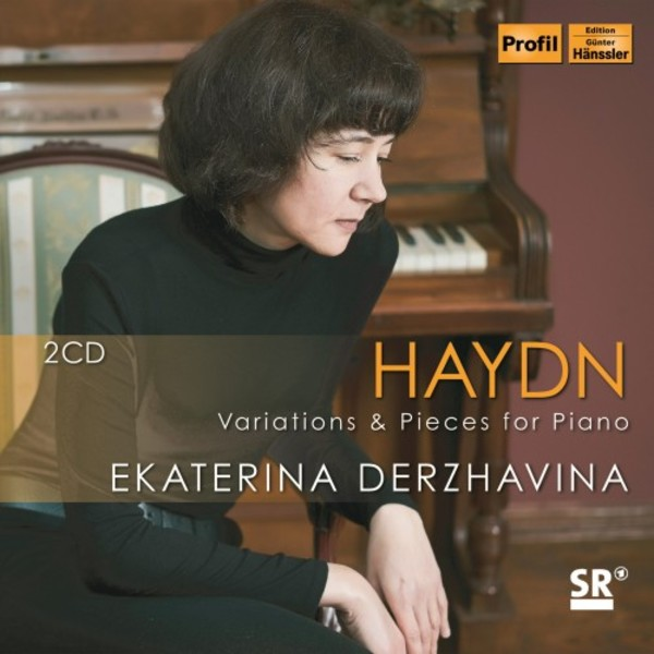 Haydn - Variations & Pieces for Piano
