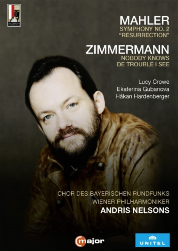 Mahler - Symphony no.2; BA Zimmermann - Nobody knows the trouble I see (DVD)