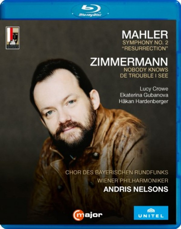 Mahler - Symphony no.2; BA Zimmermann - Nobody knows the trouble I see (Blu-ray)