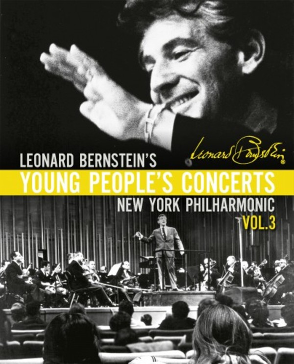 Leonard Bernstein�s Young People�s Concerts Vol.3 (Blu-ray)