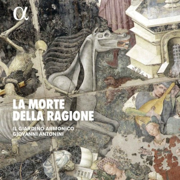La Morte della Ragione (The Death of Reason) (CD + Book) | Alpha ALPHA450