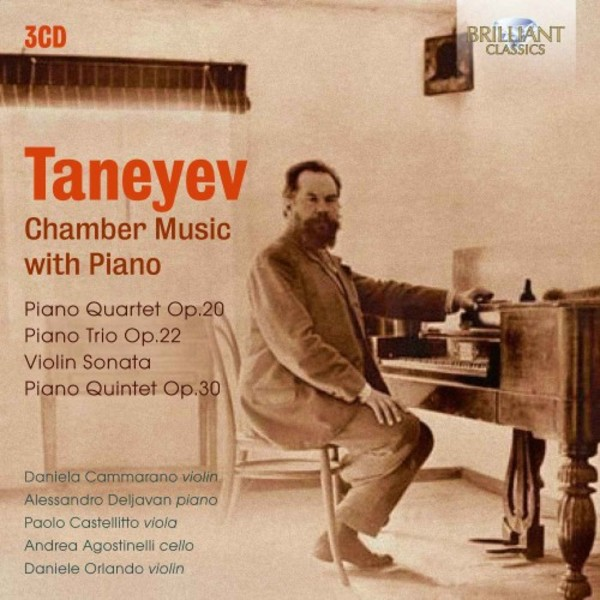 Taneyev - Chamber Music with Piano