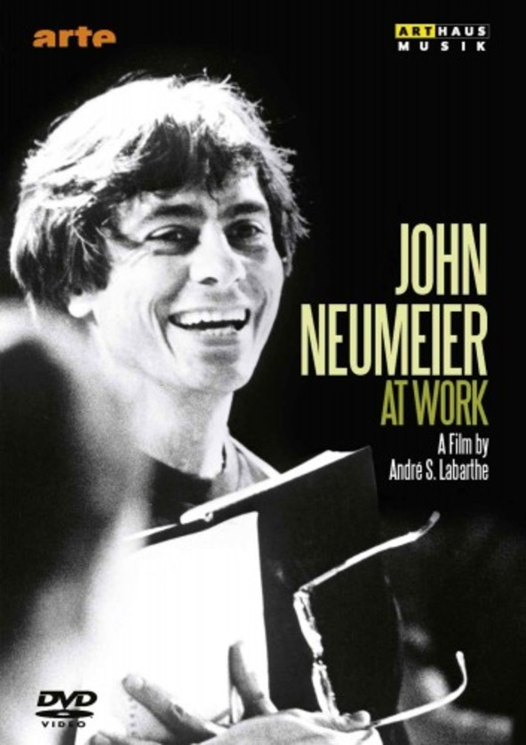 John Neumeier at Work: A film by Andre S Labarthe (DVD)