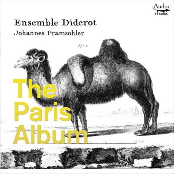 Ensemble Diderot: The Paris Album | Audax ADX13717