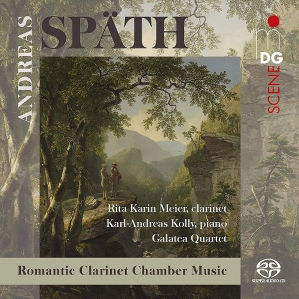 Spath - Chamber Music for Clarinet, Piano and String Quartet