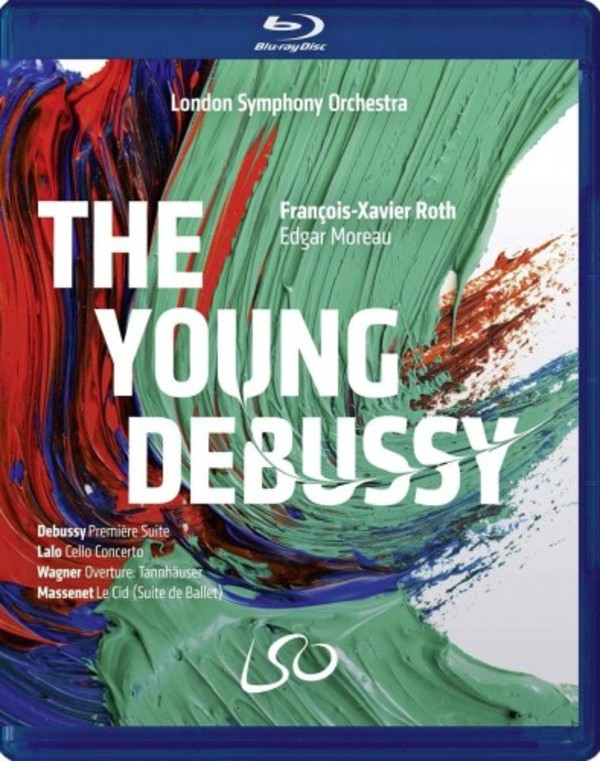 The Young Debussy (DVD + Blu-ray) | LSO Live LSO3073