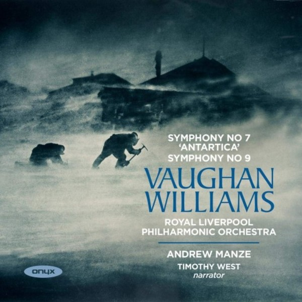Vaughan Williams - Symphonies 7 & 9