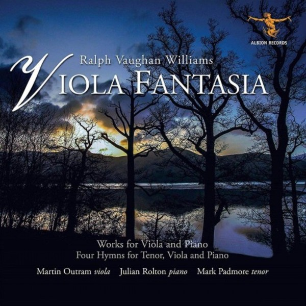 Vaughan Williams - Viola Fantasia: Works for Viola and Piano