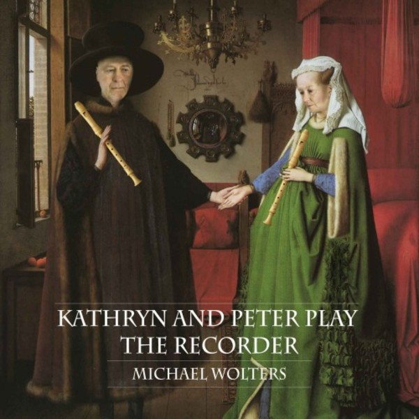 M Wolters - Kathryn and Peter play the Recorder