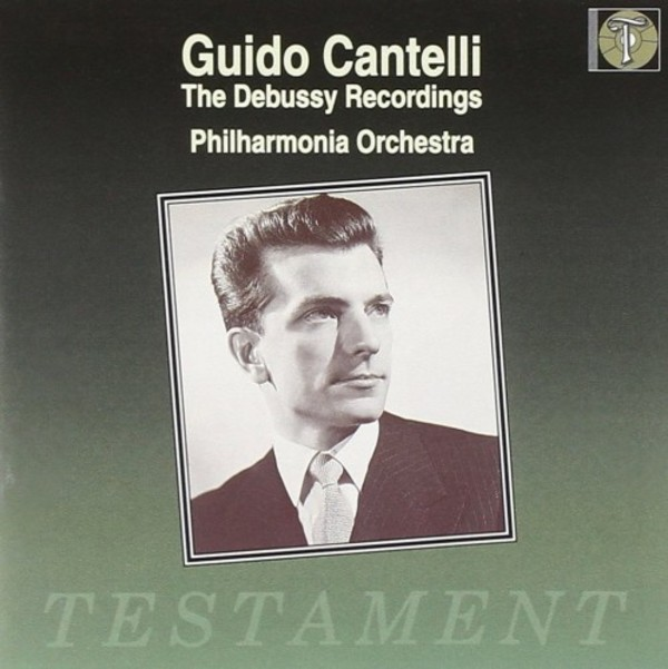 Guido Cantelli: The Debussy Recordings | Testament SBT1011