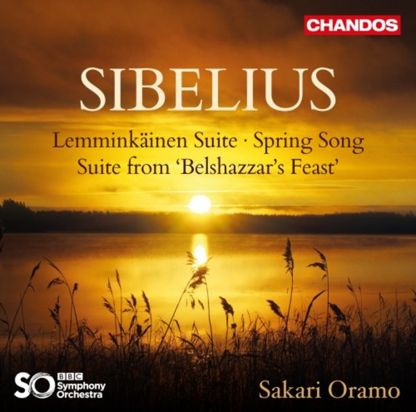 Sibelius - Lemminkainen Suite, Spring Song, Suite from �Belshazzar�s Feast�