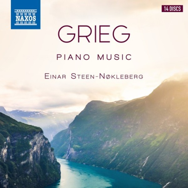 Grieg - Complete Piano Music