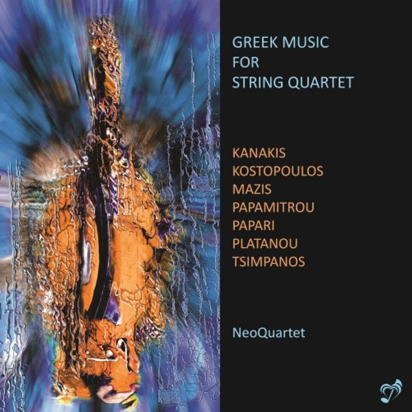 Greek Music for String Quartet