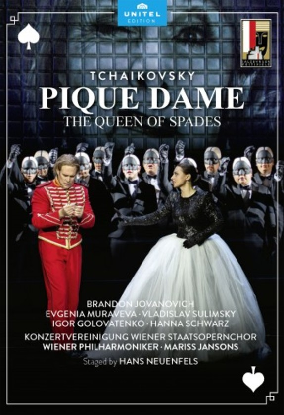Tchaikovsky - Pique Dame (DVD) | C Major Entertainment 801408