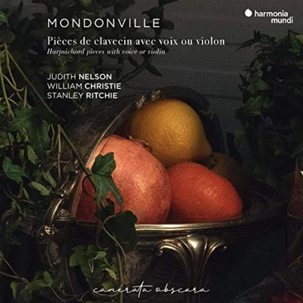 Mondonville - Harpsichord Pieces with Voice or Violin