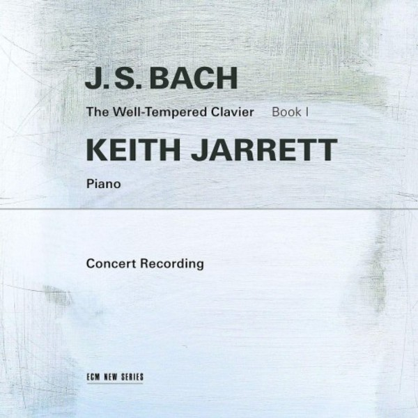 JS Bach - The Well-Tempered Clavier Book 1