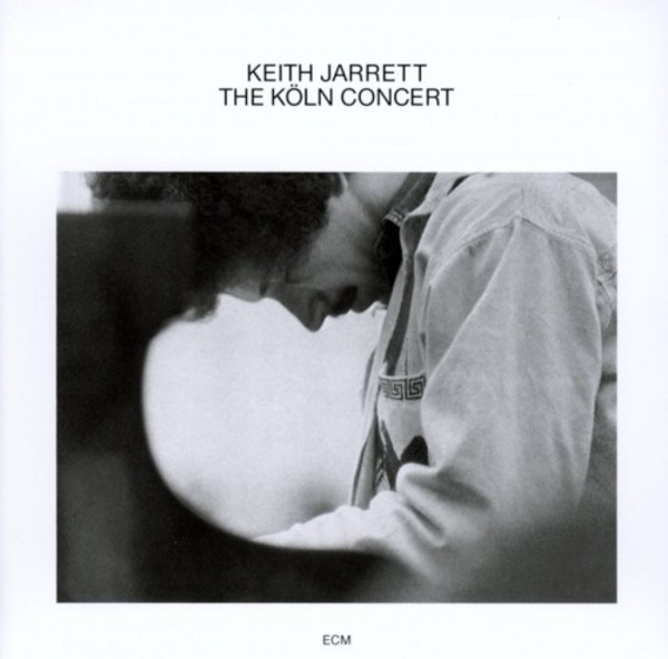 Keith Jarrett: The Koln Concert (Vinyl LP) | ECM 2727888