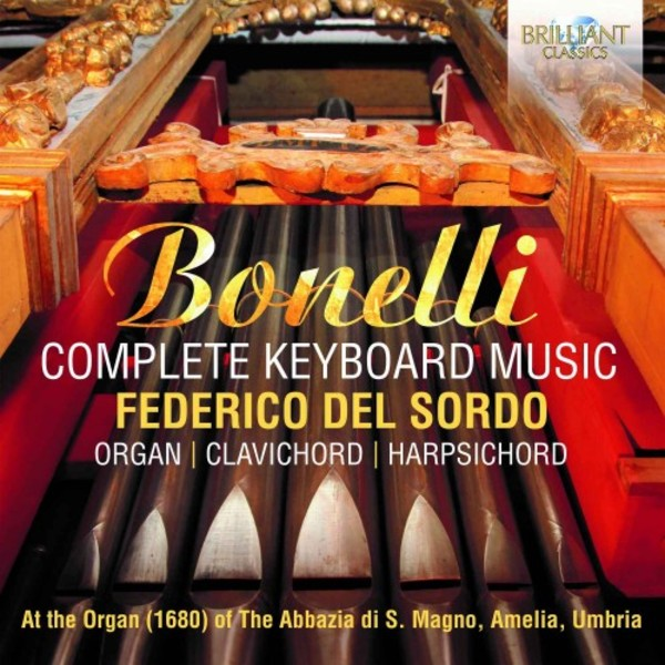 Bonelli - Complete Keyboard Music