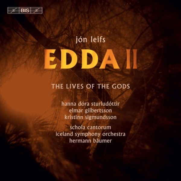 Leifs - Edda II: The Lives of the Gods | BIS BIS2420