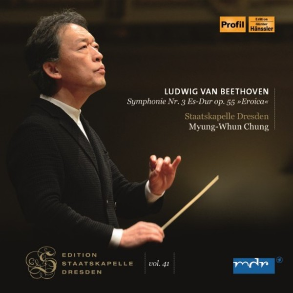 Edition Staatskapelle Vol.41: Beethoven - Symphony no.3 �Eroica�