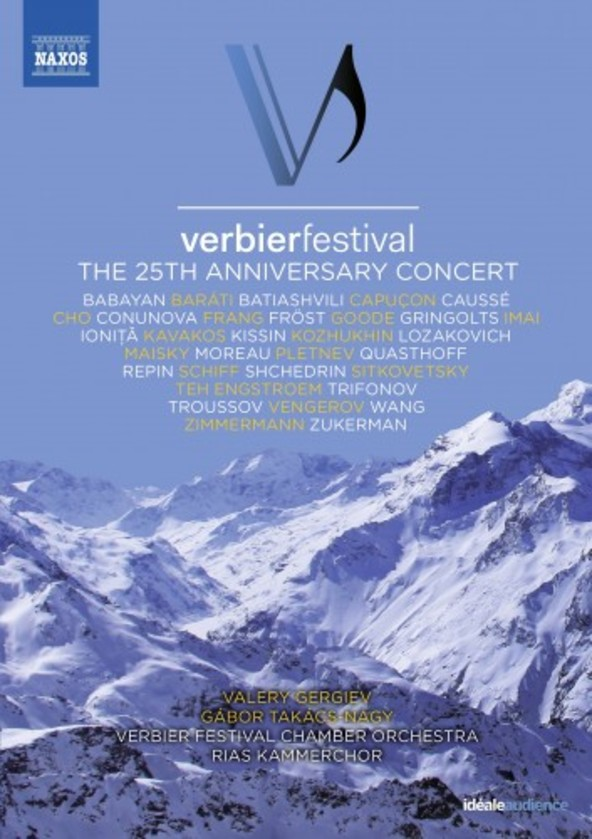 Verbier Festival: The 25th Anniversary Concert (DVD)