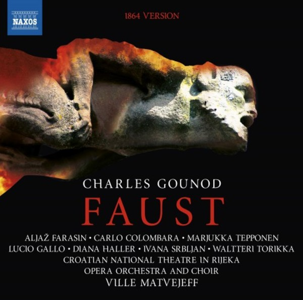 Gounod - Faust (London version, 1864)
