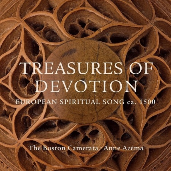 Treasures of Devotion: European Spiritual Song c.1500 | Music and Arts MACD1296