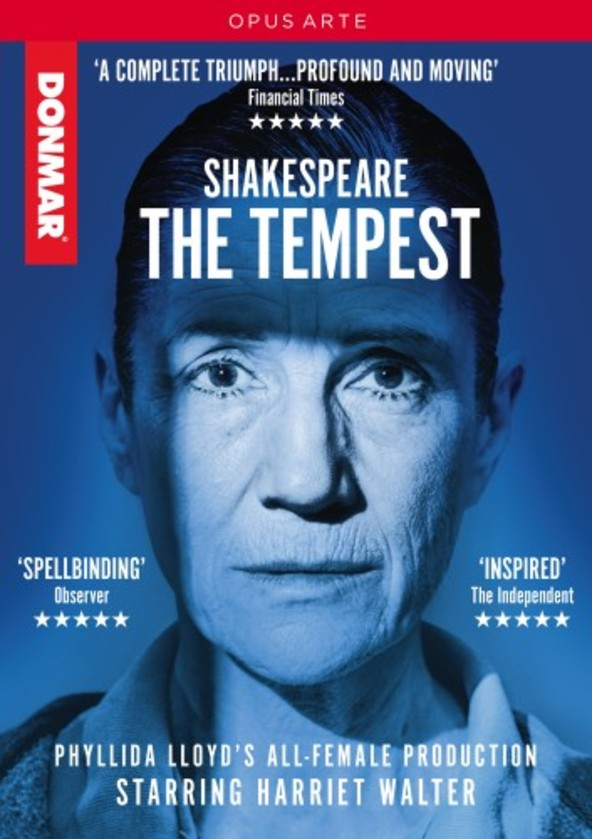 Shakespeare - The Tempest (DVD)