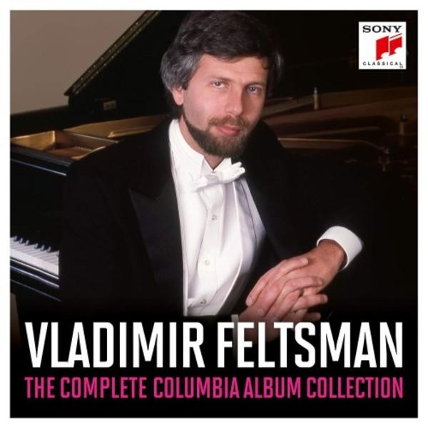 Vladimir Feltsman: The Complete Columbia Album Collection