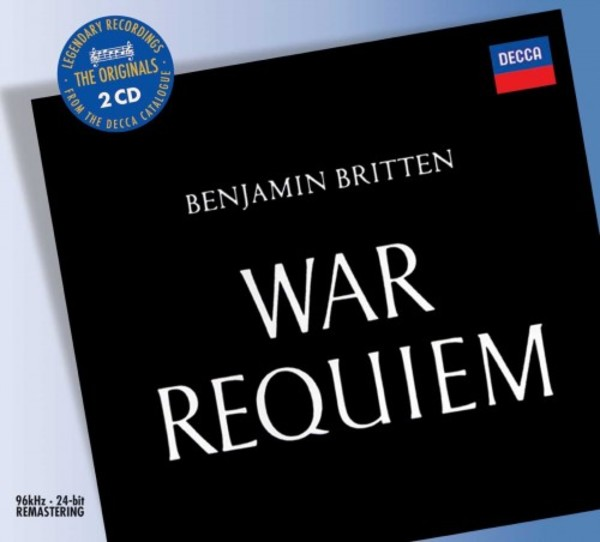Britten: War Requiem | Decca - Originals 4757511