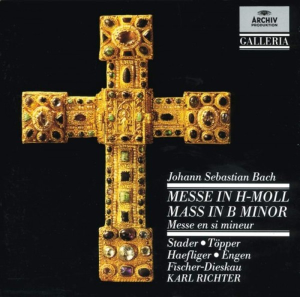 Bach - Mass in B minor | Deutsche Grammophon E4271552