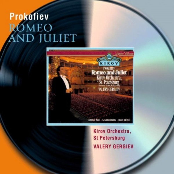 Prokofiev - Romeo and Juliet | Philips 4647262