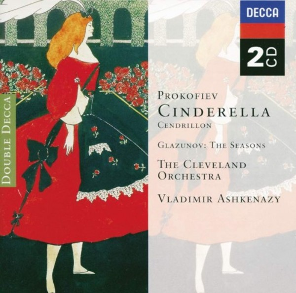 Prokofiev - Cinderella; Glazunov - The Seasons | Decca - Double Decca 4553492