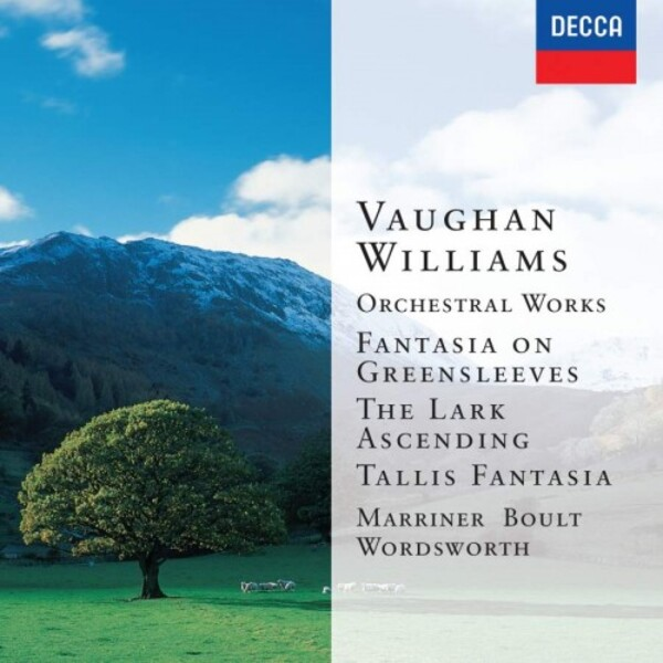 Vaughan Williams - Orchestral Works | Decca - Double Decca 4603572