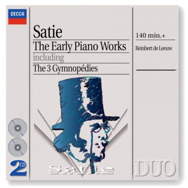 Satie - Early Piano Works | Decca 4621612