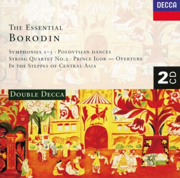 The Essential Borodin | Decca - Double Decca 4556322