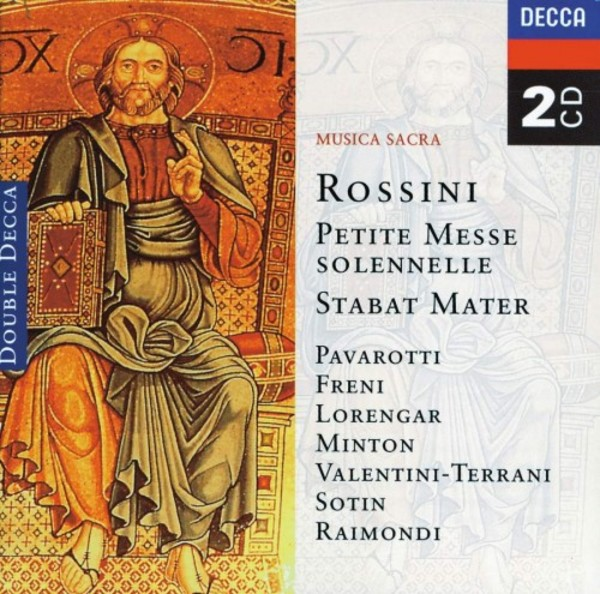 Rossini - Petite Messe solennelle, Stabat Mater